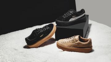 Rihanna Puma Shoe