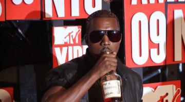 Kanye West 2009 fashion