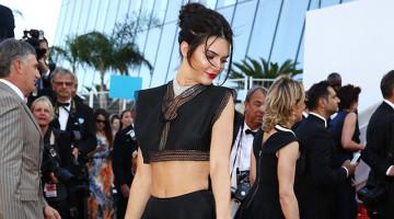 Kendall Jenner Shanghai Fashion week
