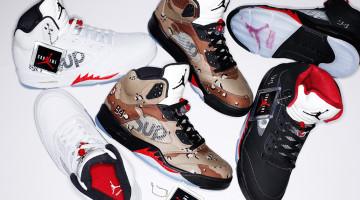 Nike Air Jordan Supreme 5