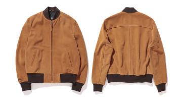 Stussy Schott NYC Jacket
