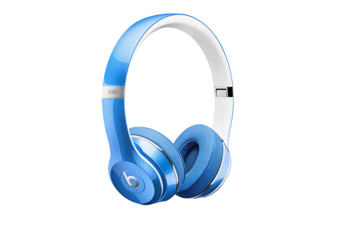 The Beats By Dre Solo2 Luxe Collection