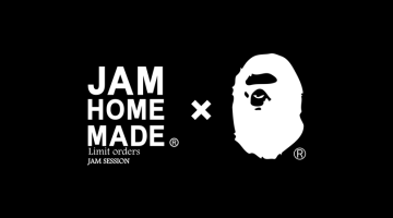 BAPE X JAM HOME MADE Accessories Collection