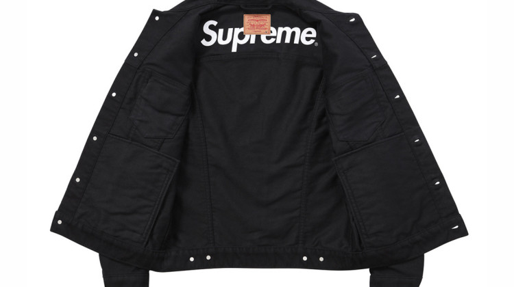 Supreme X Levi's Fall/Winter 2015 Collection