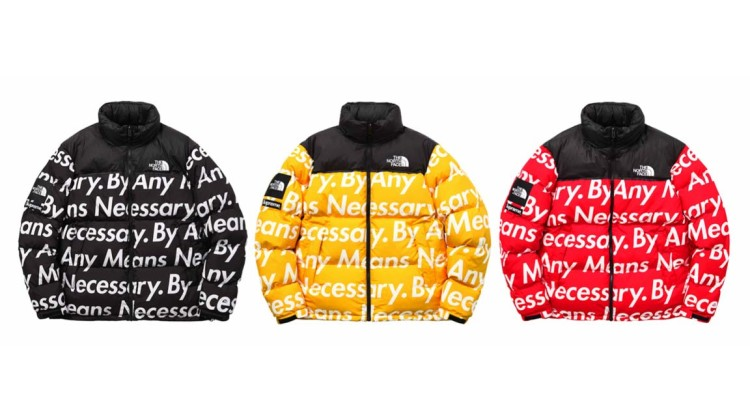 Supreme x The North Face 2015 Fall Winter Collection