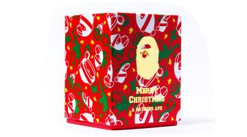 Bape Christmas 2015 Collection