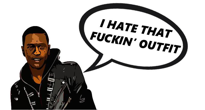 Big Sean Fashion Quotes