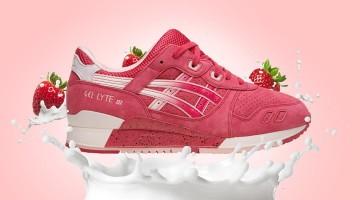 ASICS GEL-Lyte III Strawberries & Cream