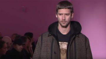 Givenchy FallWinter 2016-2017 Menswear Fashion Show