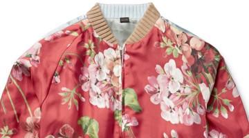 Gucci floral jacket