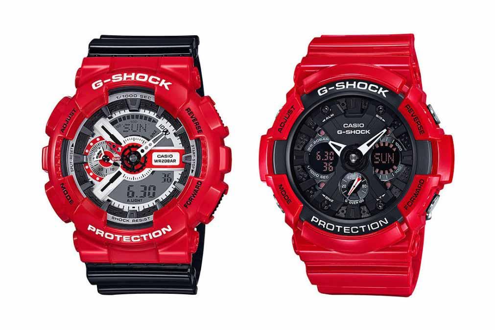 G-Shock Valentines Day