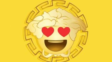 Versace Emoji App