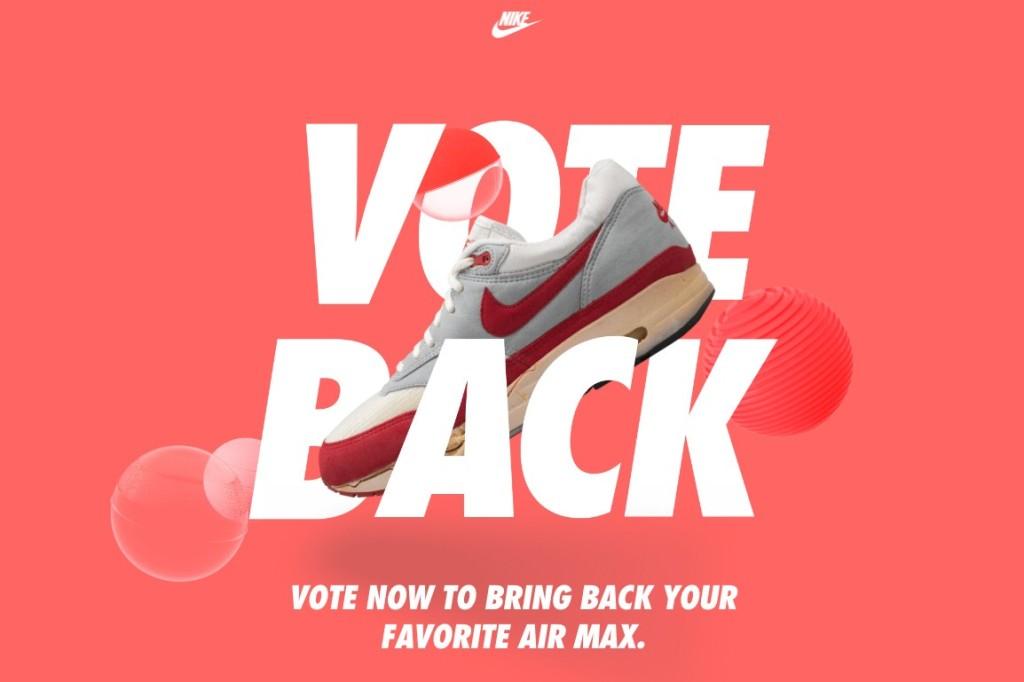 Nike Air Max Vote