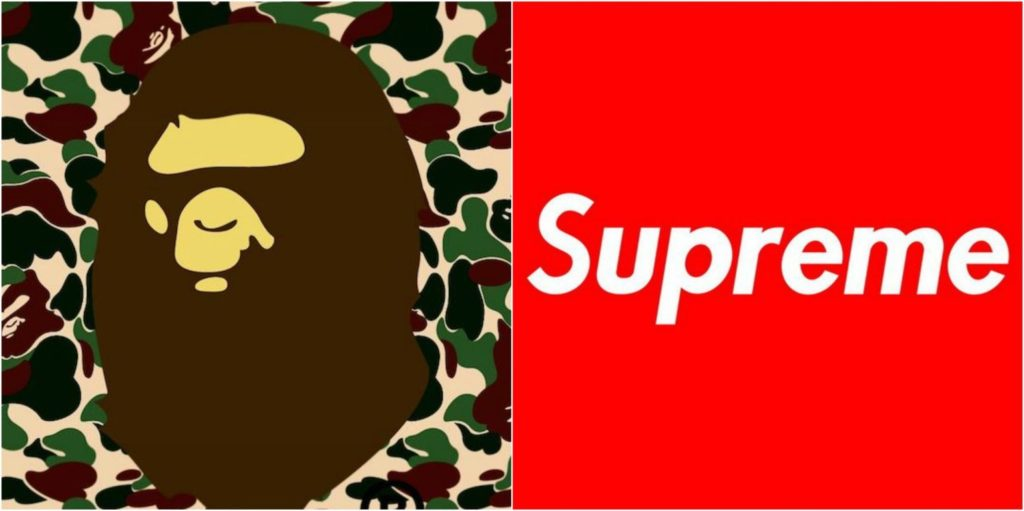 The Cost of BAPE vs. Supreme   aGOODoutfit
