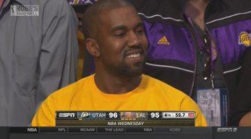 Kanye West Kobe Bryant