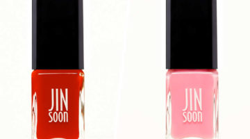 JinSoon crush nail polish