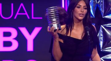 Kim Kardashian Webby Award Speech