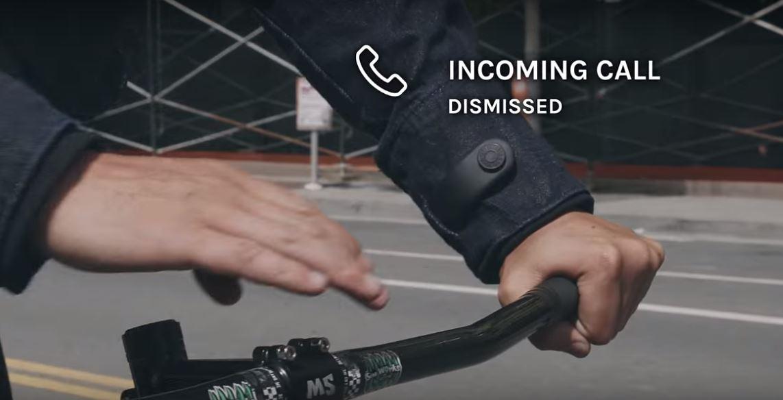 Levis Google Jacquard jacket