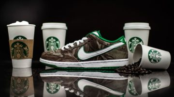 Nike Starbucks SB Shoe