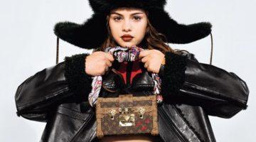 Selena Gomez Louis Vuitton