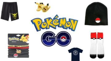 10 Awesome Pokemon GO Clothes Clothing Items