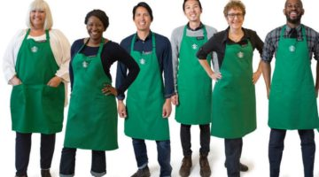 New Starbucks dress code