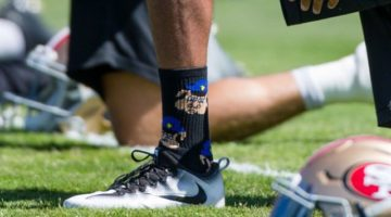 colin kaepernick Socks