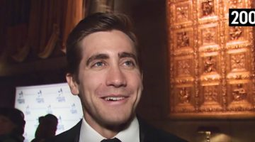 Jake Gyllenhaal handsome