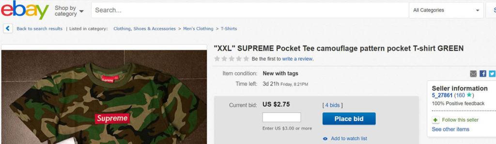 Where to Buy Fake Supreme - eBay