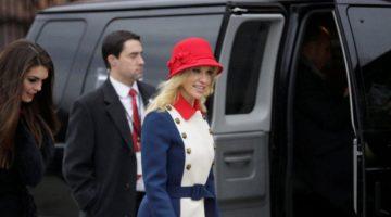 Fashion Donald J Trump Inauguration Day