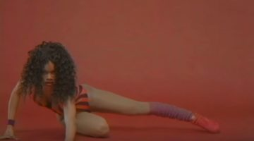 Teyana Taylor Reebok Freestyle
