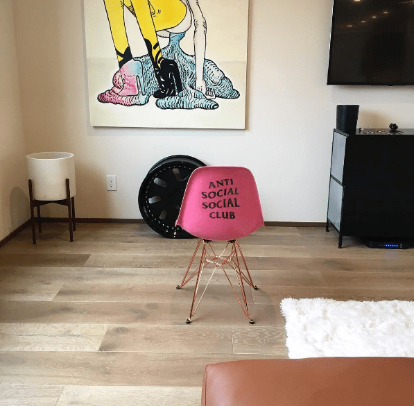 Anti Social Club furniture chair