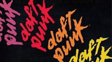 Daft Punk pop up shop