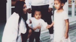 Kim Kardashian Kanye West Children Clothing