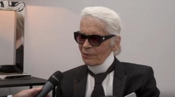 Karl Lagerfeld Chanel Rocket