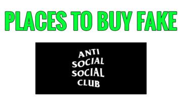 Places to Buy Fake Anti Social Social Club