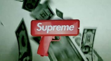 The Supreme Cash Cannon