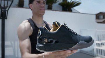 Lonzo Ball Signature Shoe