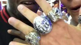 Tom Brady Five Rings
