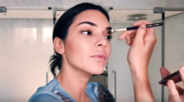 Kendall Jenner Makeup Routine
