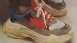 ASAP Rocky Balenciaga Triple S Shoes
