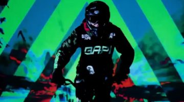 Bape Dirtrace Bike Collection