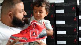 DJ Khaled Asahd Khaled Grateful 3 Air Jordan