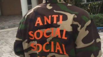 Kodak Black Anti Social Social Club