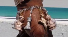 Mayweather Wrist Jewelry