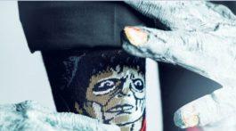 Stance Sock Thriller Michael Jackson