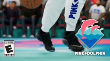NBA LIVE 18 Pink Dolphin