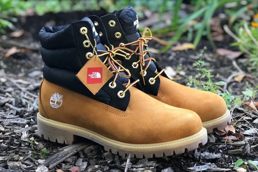 North Face Timberland