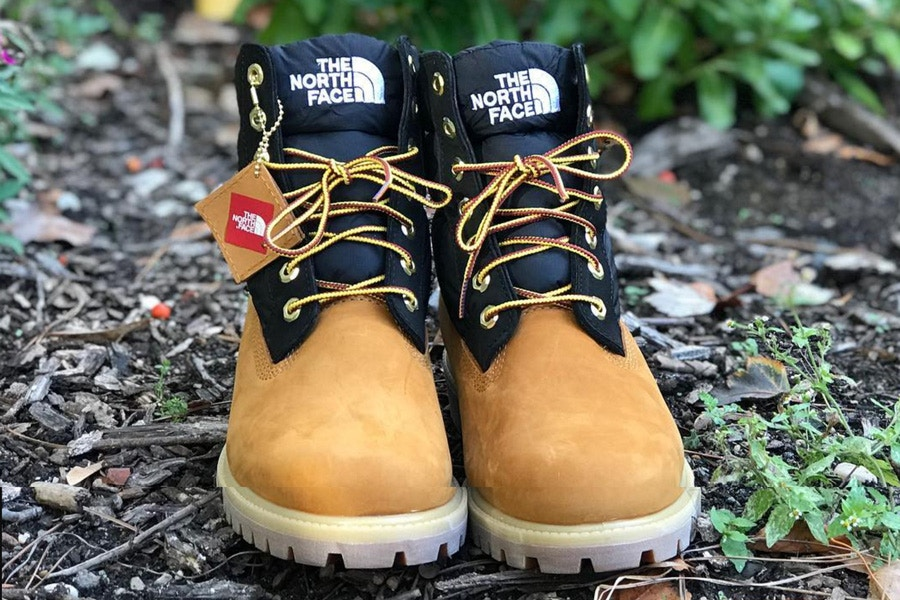 North Face Timberland (2)