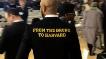Swizz Beatz Graduates From Harvard